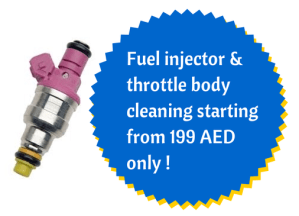fuel_injector cleaning service - AL NAHDHA AUTO GARAGE
