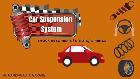 Car Suspension Repairs & Services Dubai | Get Free