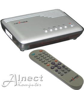 TV Tuner Advance ATV318 Digital PC-TV Box