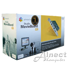 Video Editing Card PCI Studio MovieBoard