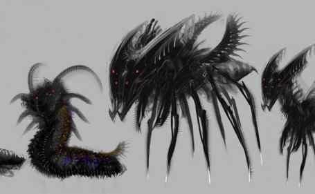 تفسير الحشرات الغريبة في الحلم