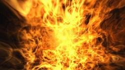 تفسير حلم النار المشتعلة في المنام