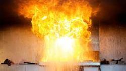 تفسير حلم النار المشتعلة في المطبخ في المنام