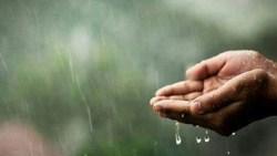 رؤية المطر في المنام للمهموم