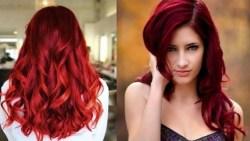 تفسير حلم صبغ الشعر باللون الأحمر في المنام