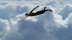 تفسير حلم شخص يطير في الهواء في المنام لابن شاهين