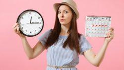 هل يمكن أن تتأخر الدورة لمدة 10 أيام؟