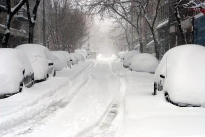 تفسير حلم العاصفة الثلجية في المنام