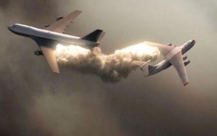 تفسير رؤية اصطدام الطائرة في المنام