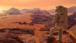 تفسير حلم رؤية السفر الى كوكب المريخ في المنام