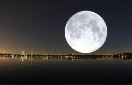 تفسير حلم القمر بدرا في المنام لابن سيرين