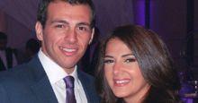سرقة دنيا سمير غانم وزوجها رامى رضوان بأحد فنادق مصر الجديدة