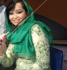 ريماز ميرغني تسعى لإقامة حفلها الجماهيري الأول