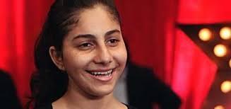 نجمة Arabs' Got Talent ياسمينا وأسرتها يتعرضون لحادث سيارة
