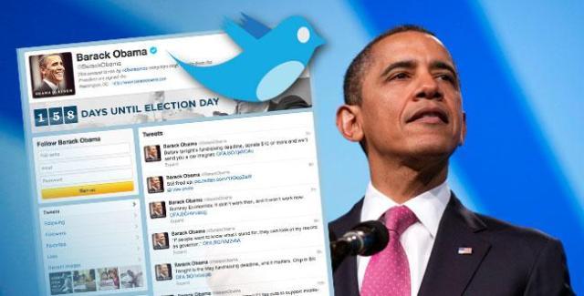 حساب اوباما