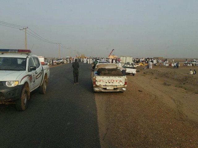 تاكسي حادث