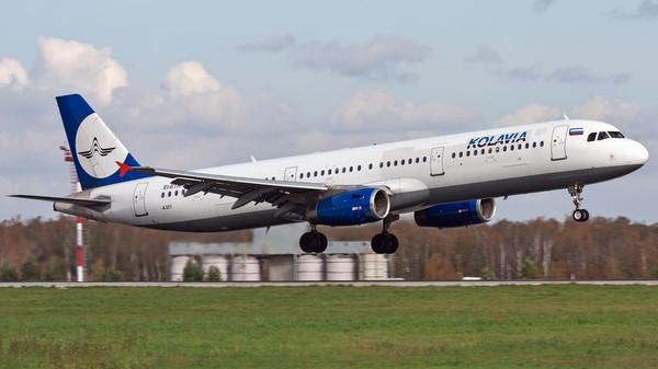 سقوط طائرة ركاب روسية