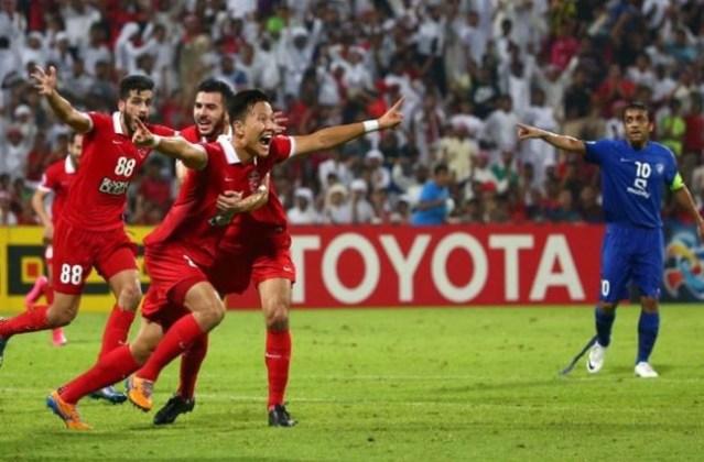مباراة الأهلي الإماراتي والهلال السعودي