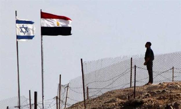 الحدود المصرية الاسرائيلية - اسرائيل - مصر -