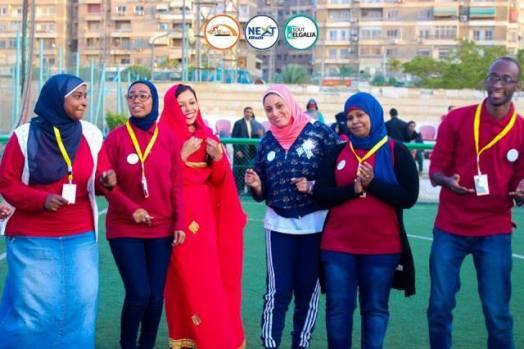 سودانية مصرية21