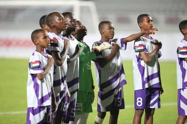 صغار السودان يشرفون الوطن بقطر بوصولهم للمباراة النهائية