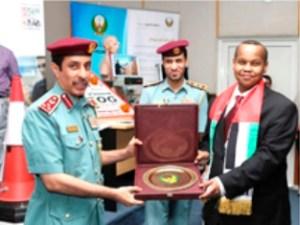 تكريم المخترع السوداني البلولة