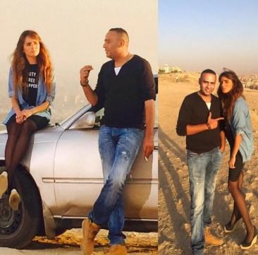 زينة ومحمود عبدالغني