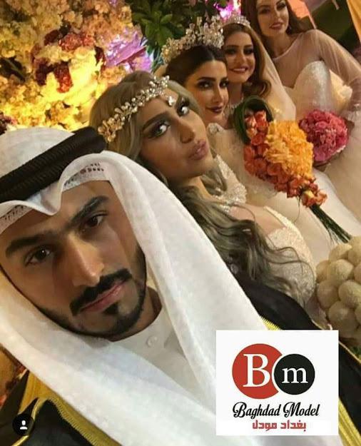 شاب خليجي يتزوج من 4 فتيات حسناوات في ليلة واحدة1