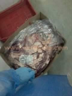 عامل بشركة مجمدات لحوم يكشف كارثة غذائية تقتل المصريين