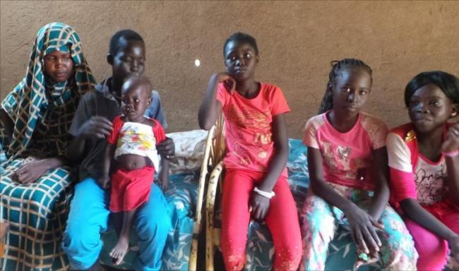 لينا جنوب سودانية