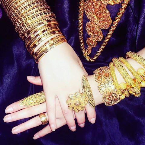شبكة عروس أردنية تثير غضب الفتيات المصريات