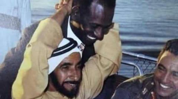 صور نادرة لقادة الإمارات