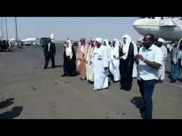 امام الحرم في السودان خالد الغامدي