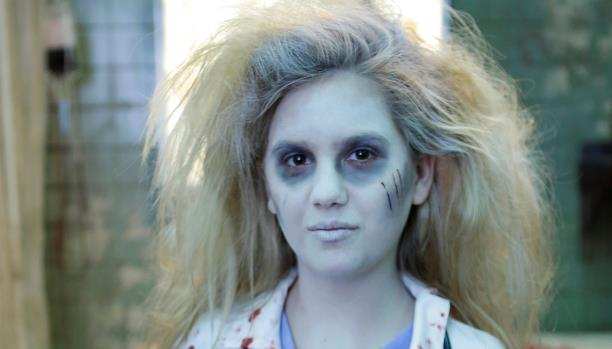 فتاة - هالوين