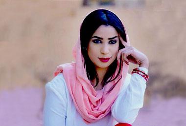 """مذيعة قناة الشروق أروى خوجلي ـ صورة من صفتها في """"فيسبوك"""""""