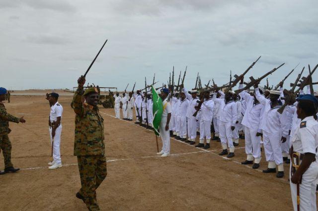 الجيش السوداني - قوات بحرية - سفينة حربية