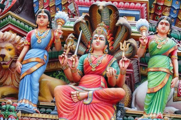 12972463 hinduism statue Stock Photo