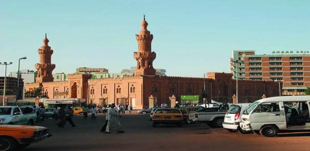 مسجد جامع السوق العربي تاكسي امجاد
