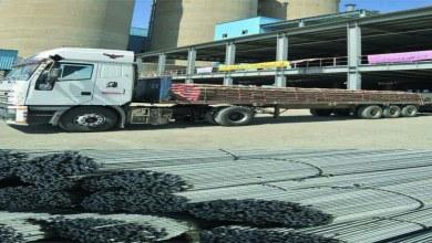 Photo of مصانع الحديد.. تتوقّف بأمر الضرائب والجازولين