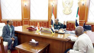 Photo of البرهان لـ «الشرق الأوسط»: التطبيع مع إسرائيل لمصلحة السودان.. السعودية «حليف استراتيجي»
