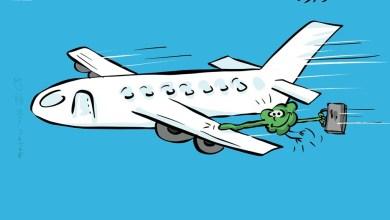Photo of كورونا ينتشر بالرحلات الجوية
