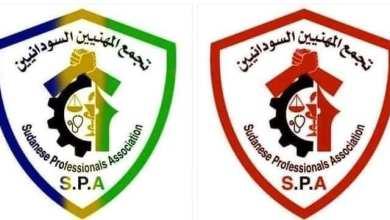 Photo of السودانيون يكتشفون أن تجمع المهنيين لم يكن الا يافطة أحزاب لن يقبلها أحد ان هي جاءت بأوجهها الحقيقية