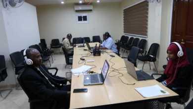 Photo of اجتماعات افتراضية للبعثة الاشرافية لمشروع الادارة المستدامة للموارد الطبيعية