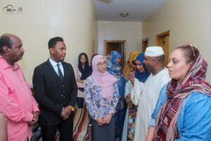 تكريم أوائل الشهادة السودانية1