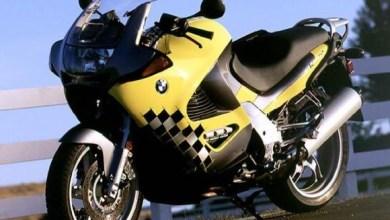 Photo of دراجة نارية من بى ام دبليو موديل 2011