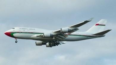 Photo of الطائرة الرئاسية العمانية