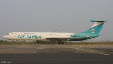 Photo of الطيران الرئاسي الغامبي غامبيا ( Ilyushin Il-62M )