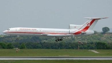 Photo of الطائرة الرئاسية البولندية(بولندا)