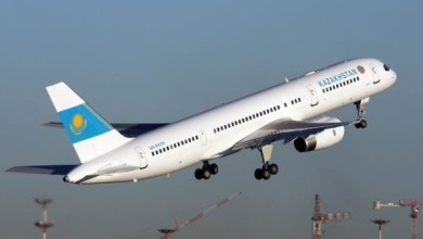 Photo of الطيران الكازاخستاني ( Boeing 757 )