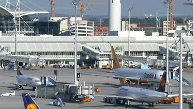 Photo of مطار ميونخ